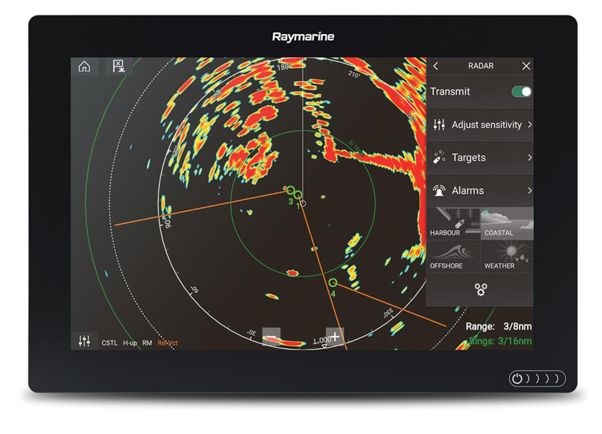 Raymarine Axiom Multifunction Display