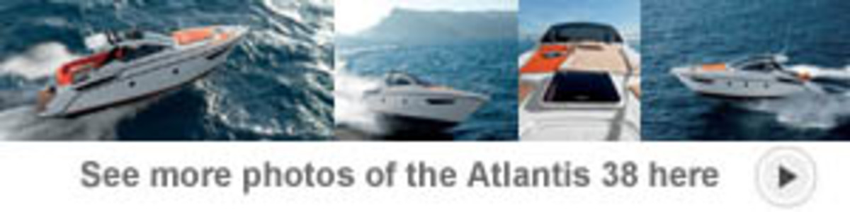 See more photos of the Atlantis 38 here