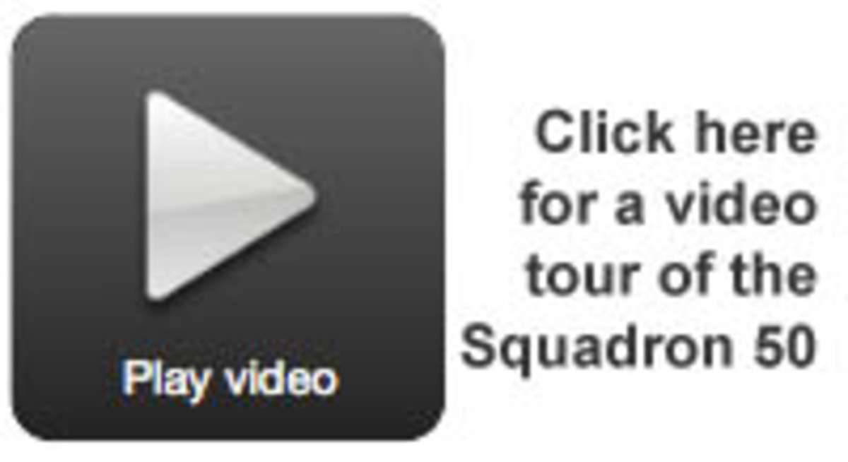 Click here to see a video of the Fairline Squadron 50