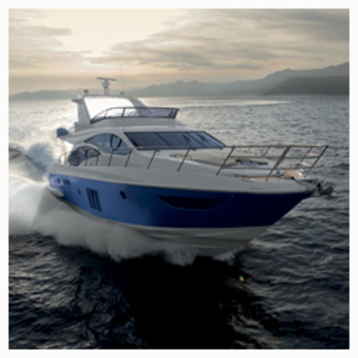 Click to see more photos of the Azimut 60