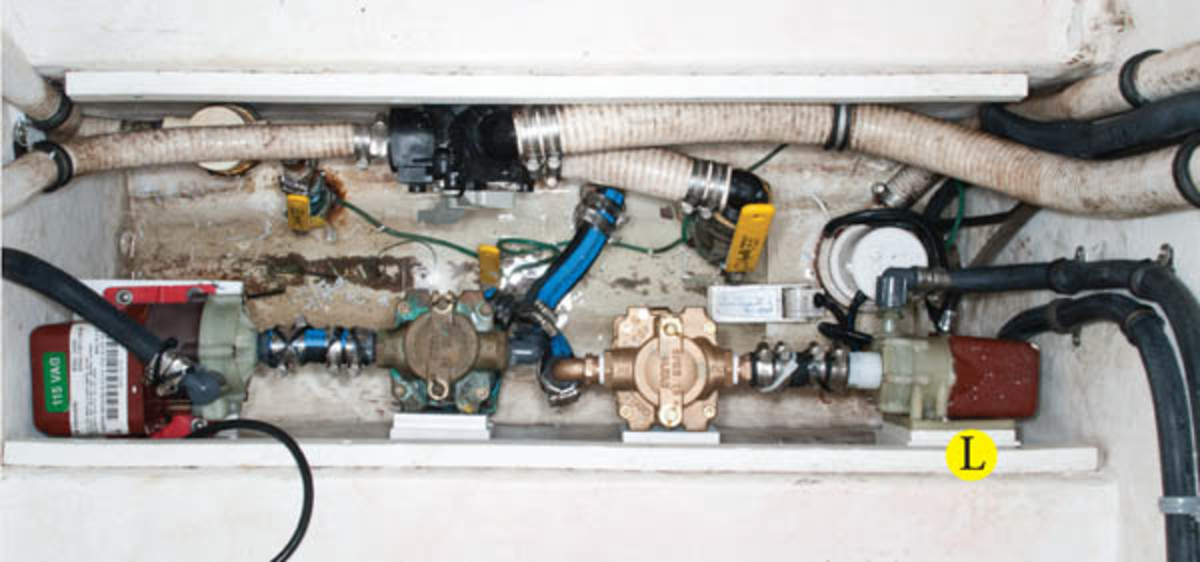 How to install an air conditioner on your boat - photo 3