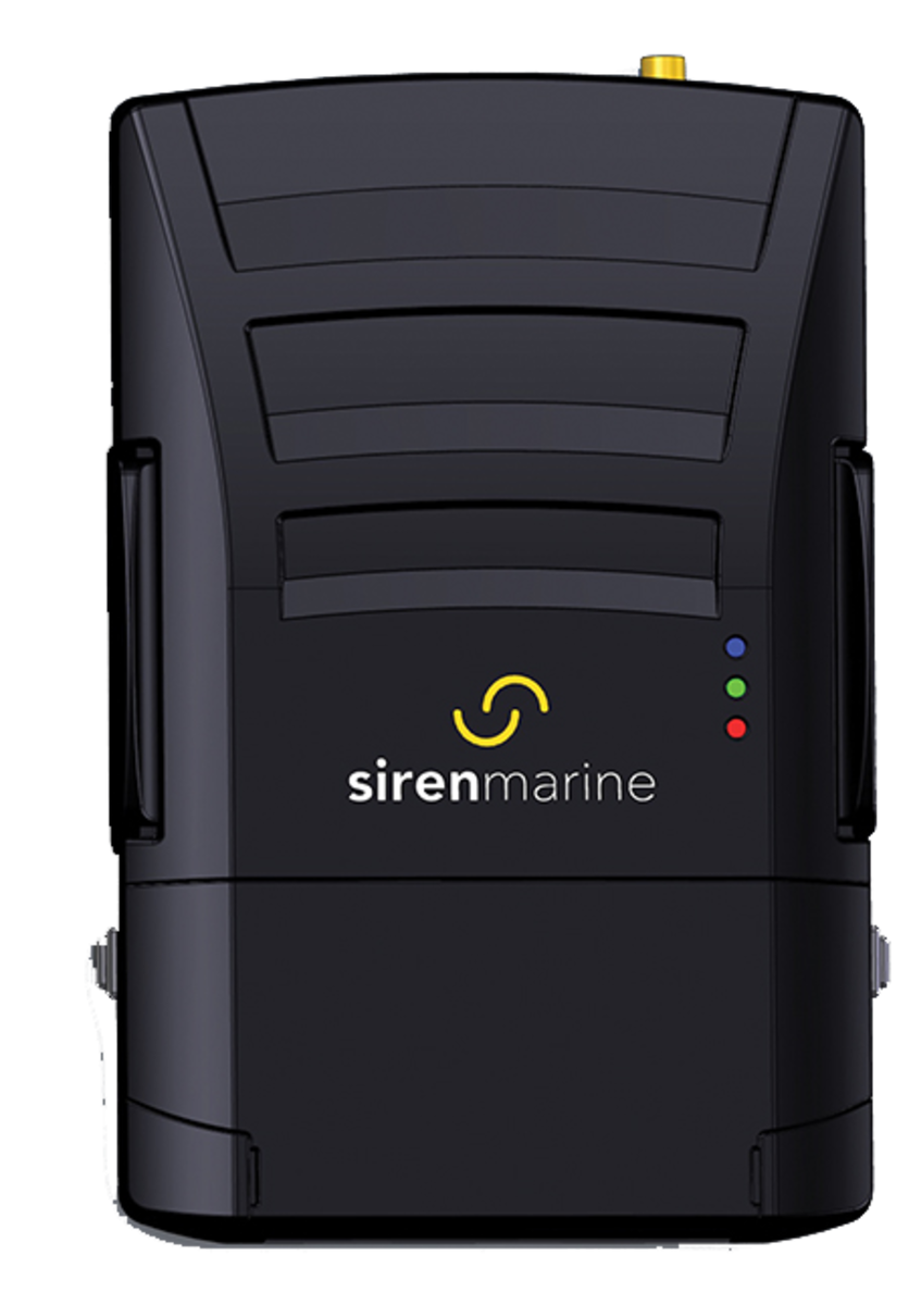 Siren Marine monitoring unit