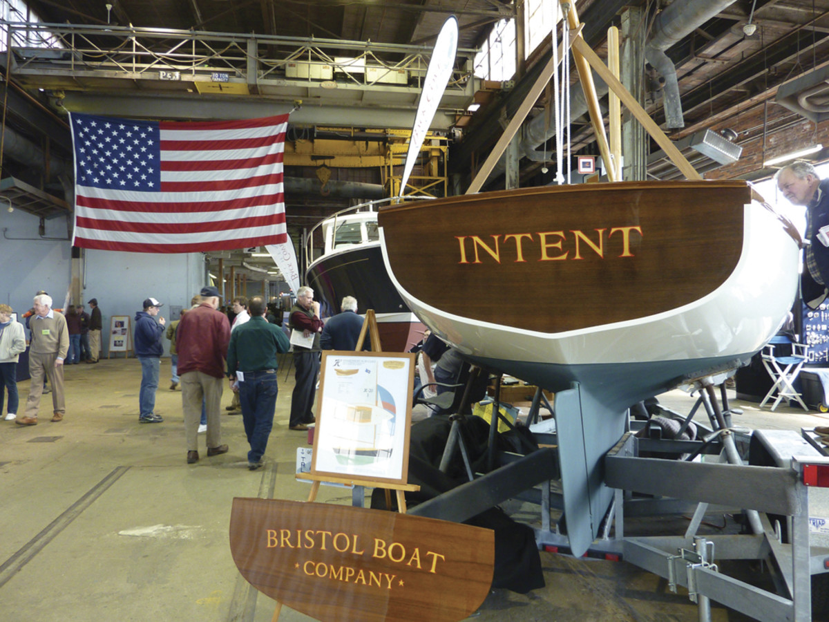 The Maine Boatbuilders Show