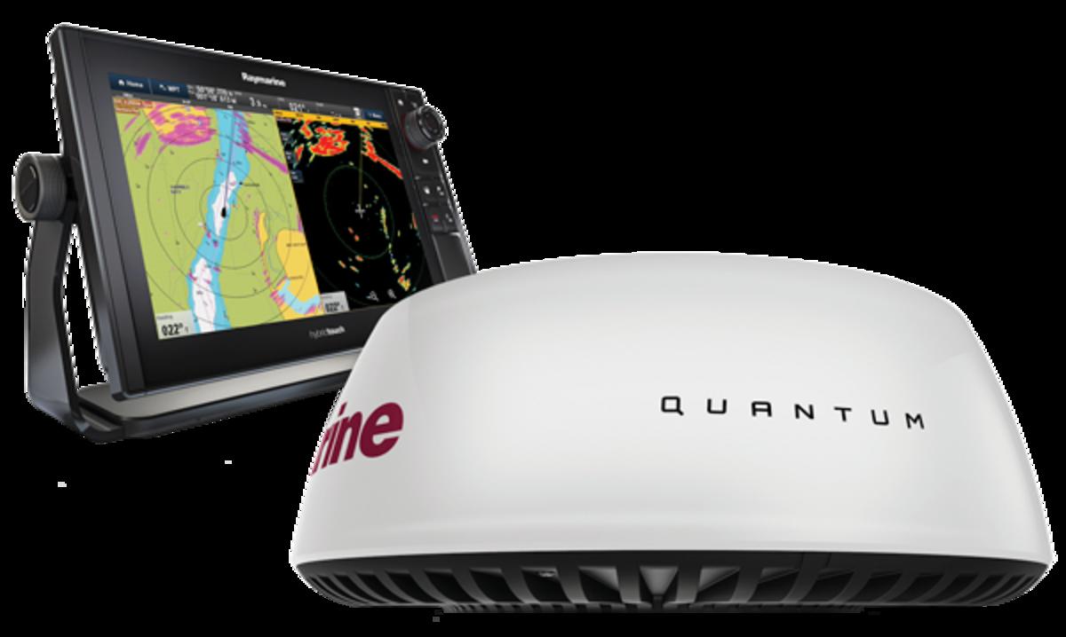 Raymarine Quantum CHIRP Radar