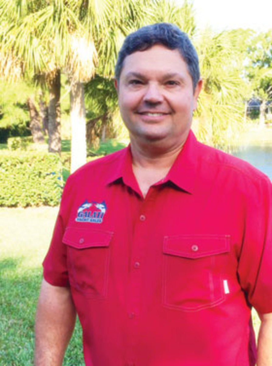 Joe Galati of Galati Yacht Sales