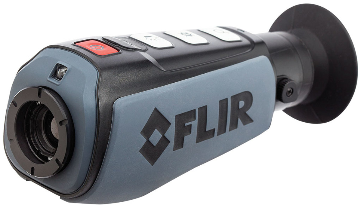 FLIR Ocean Scout 640 Handheld Thermal-Imaging Camera