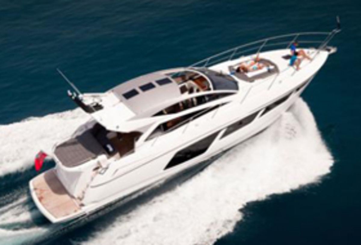 Sunseeker Predator 57 Power Motoryacht