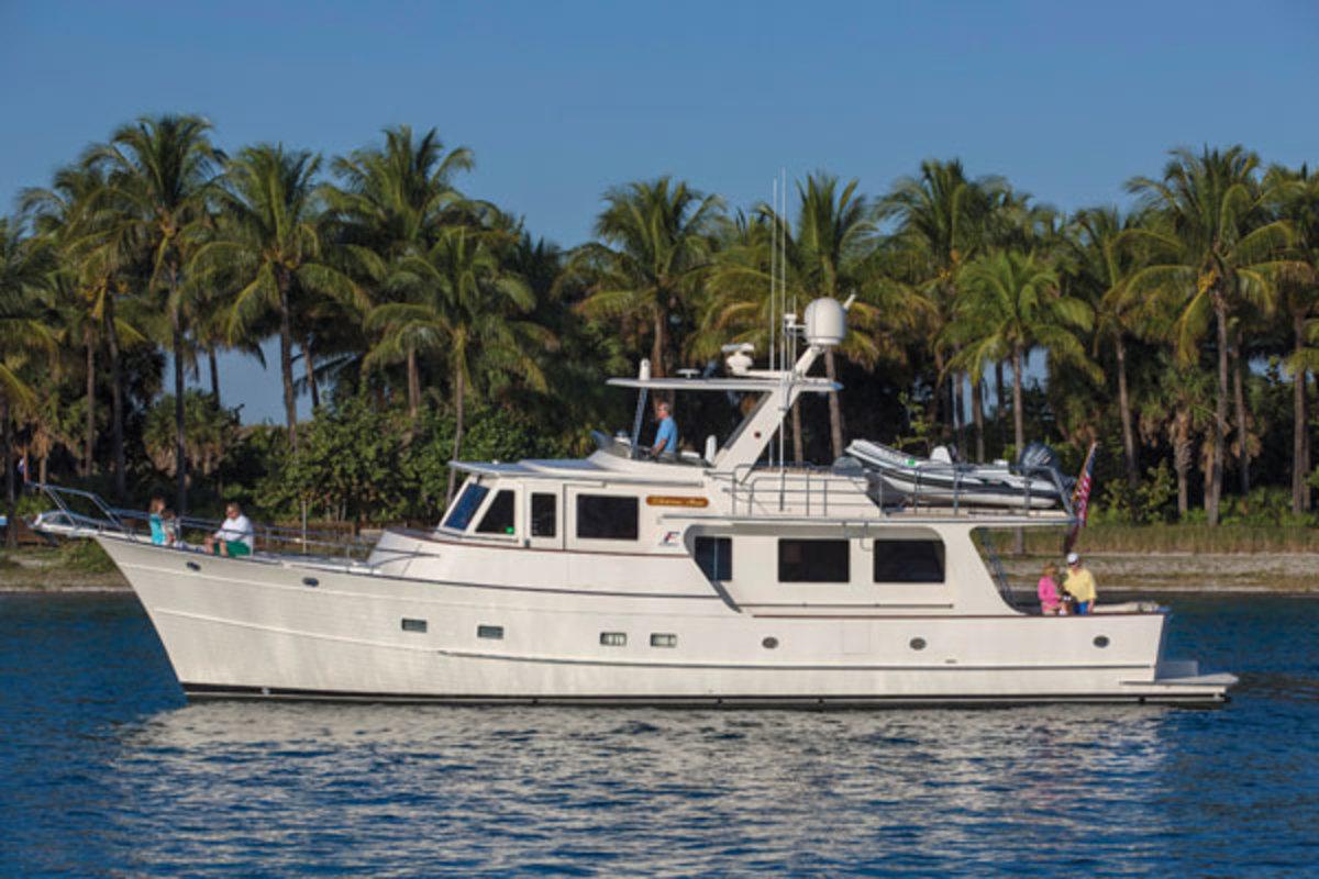 Fleming Yacht