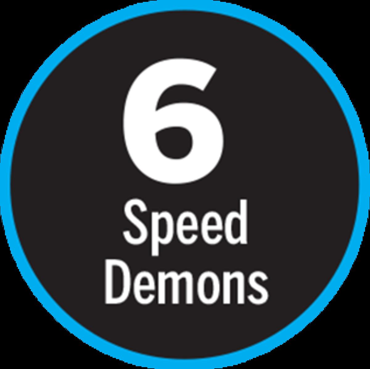 6-speed