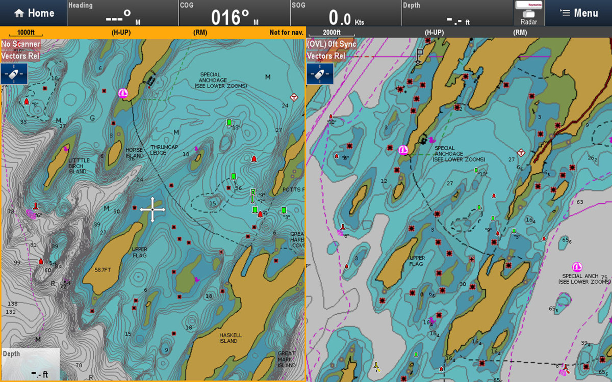 11-Casco_Bay_ledge_Navionics_sonar_and_regular_on_Raymarine_eS12_cPanbo