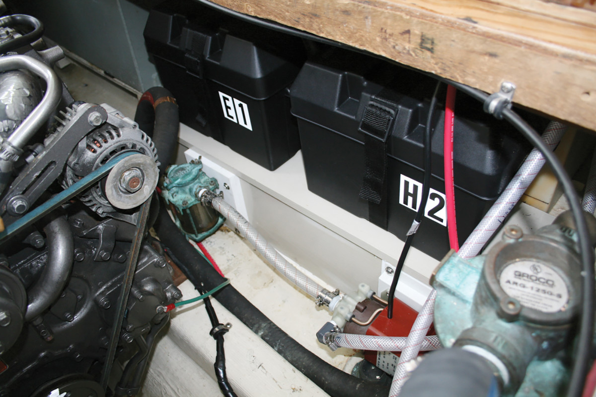 How to Replace the Air-Conditioning Unit on Your Boat