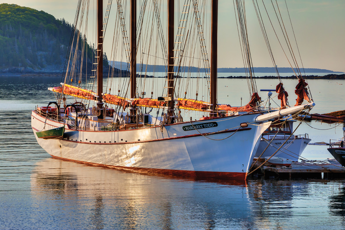 The Schooner Margaret Todd