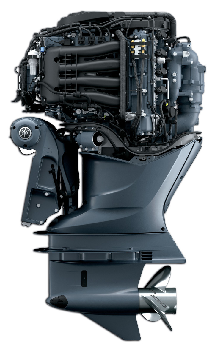 Review: Yamaha 425-hp XTO Offshore Outboard - Power & Motoryacht