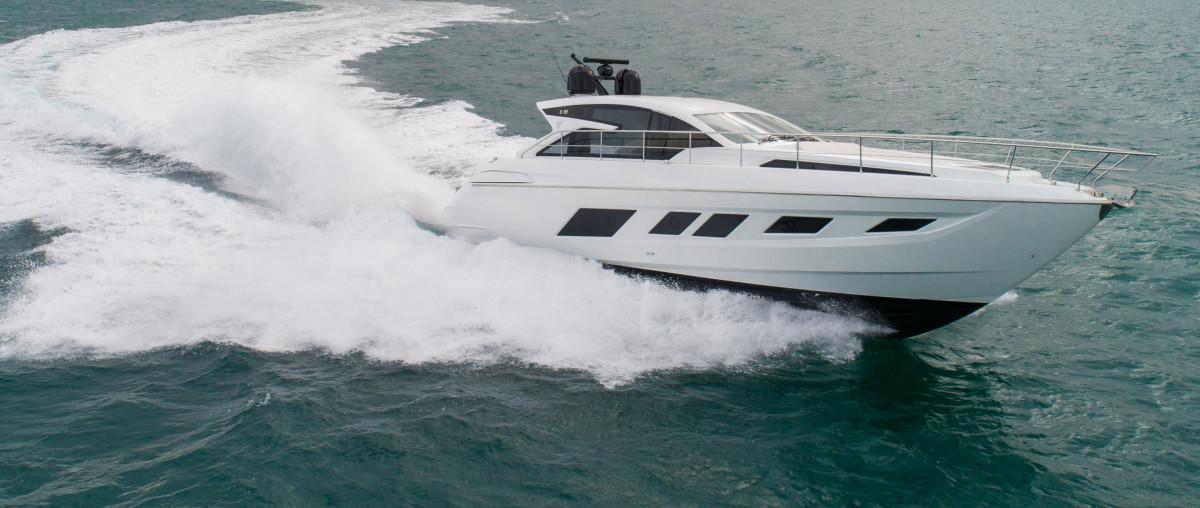 top-S55 Sport Yacht Filippetti