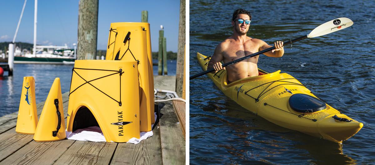 09-Pakayak Bluefin 14 Kayak