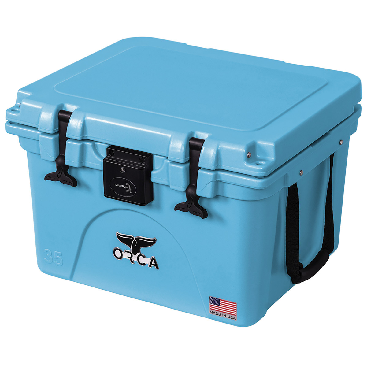 ORCLBLU035 ORCA Light Blue Liddup 35 Cooler (2)