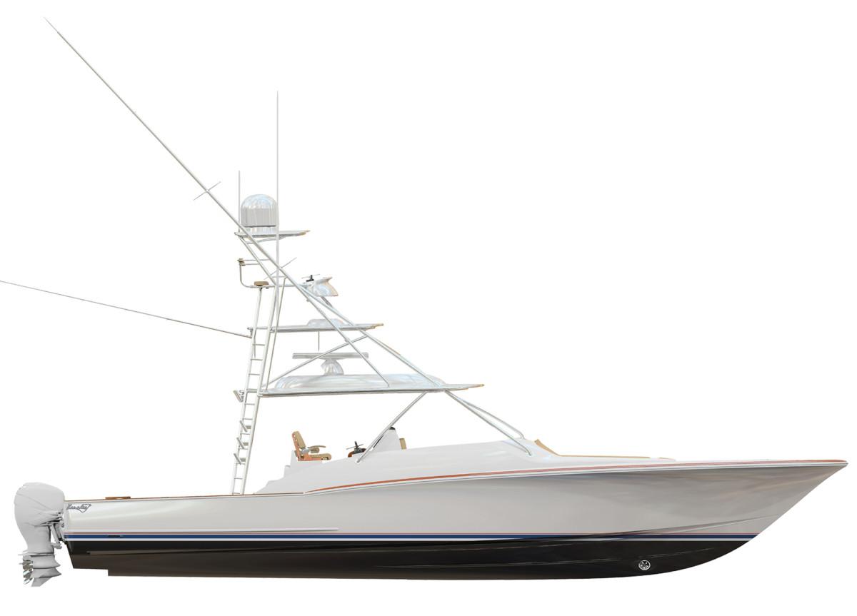 Bonadeo Boatworks 45 Walkaround
