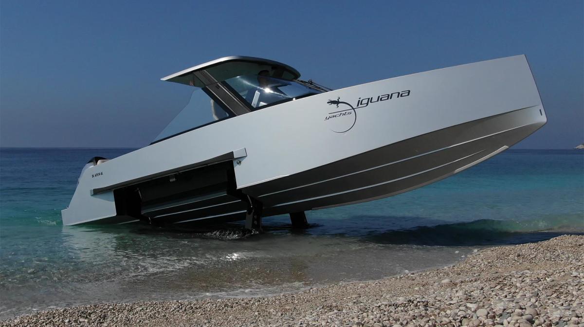 Tested  Iguana Yachts U0026 39  Amphibious Boat