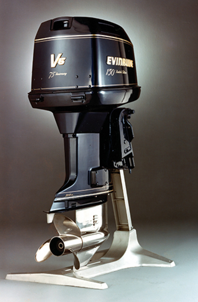 Over the years,  the Evinrude outboard became a setpiece of pure Americana. The Elto Company and Johnson Motors merged with Evinrude in 1929.