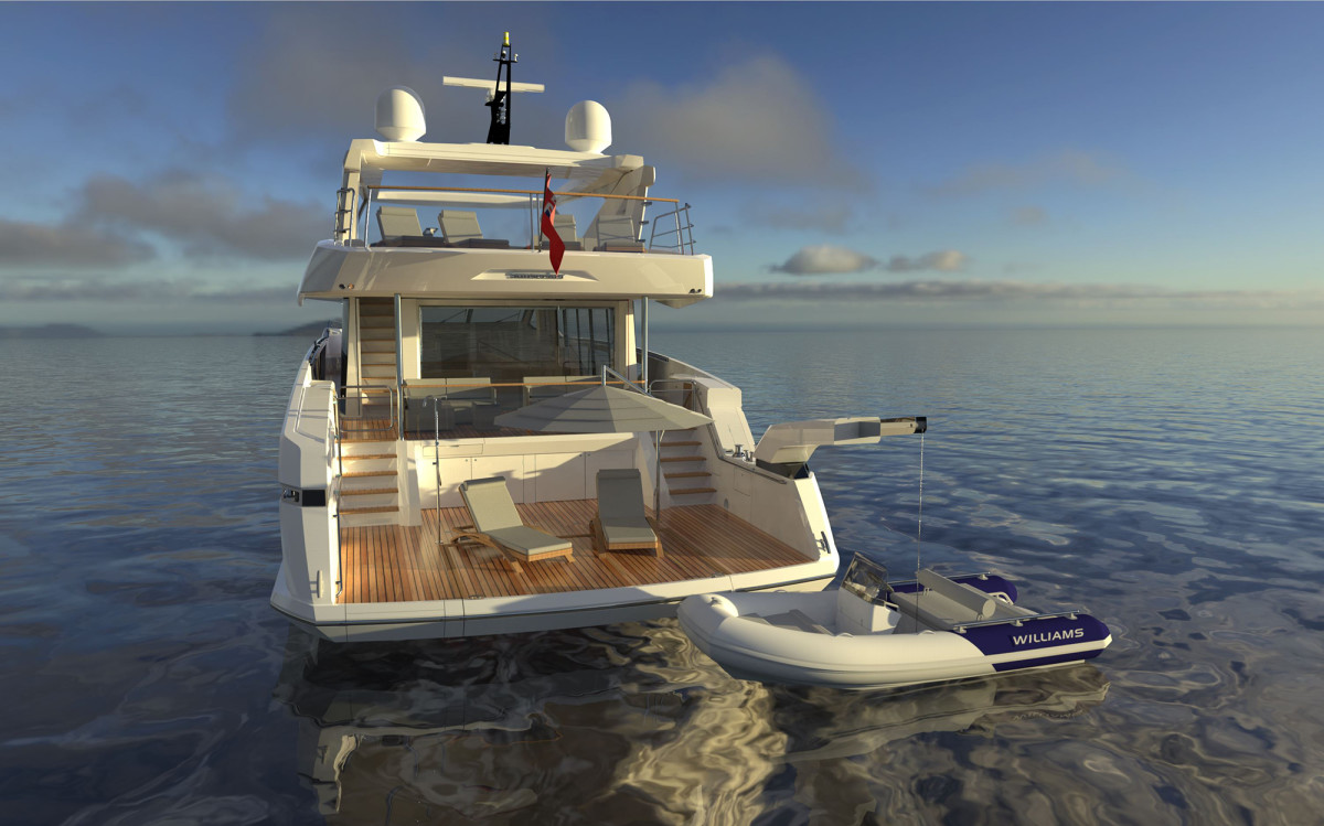 Sunseeker Project 8X