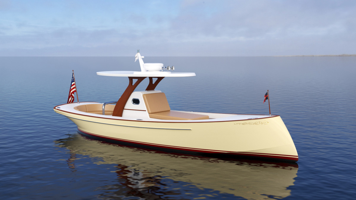 Moores Yachts M30