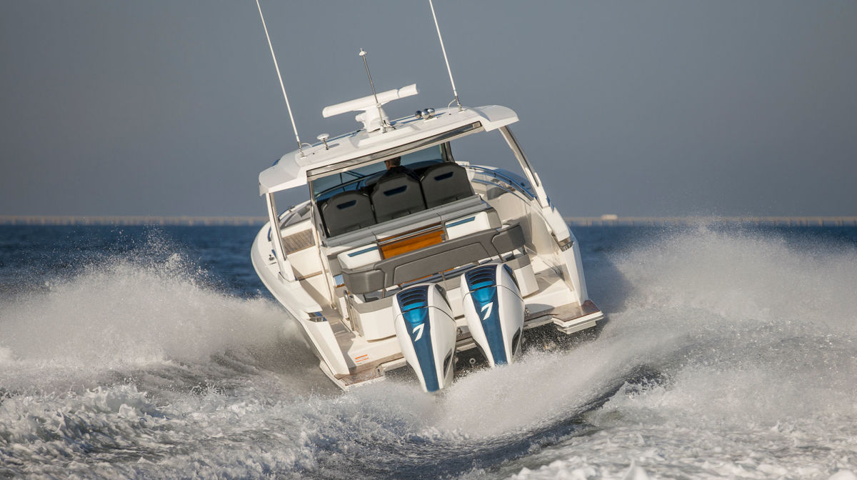 The Latest in Outboard Engines - Power & Motoryacht