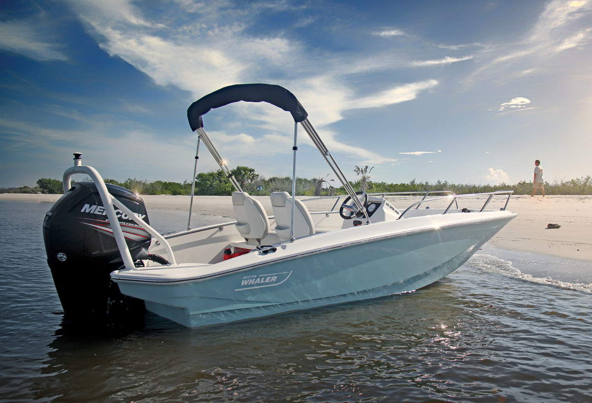 Boston Whaler 160SS