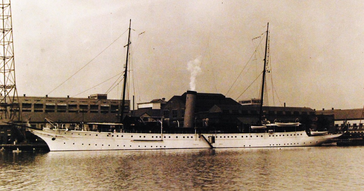 Mayflower served as presidential yacht until 1929, when it was sold under Hoover for economic reasons.
