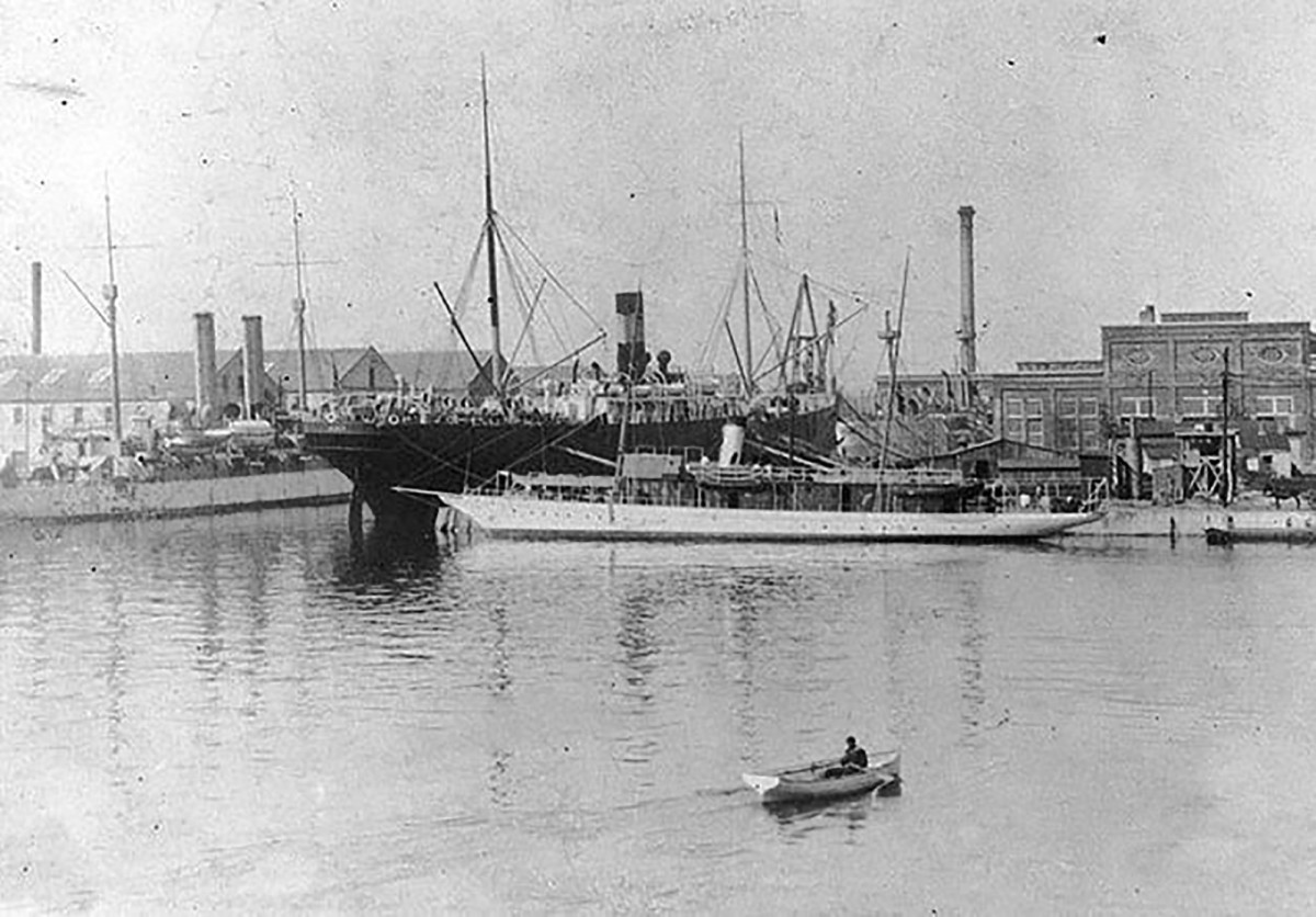 USS Sylph