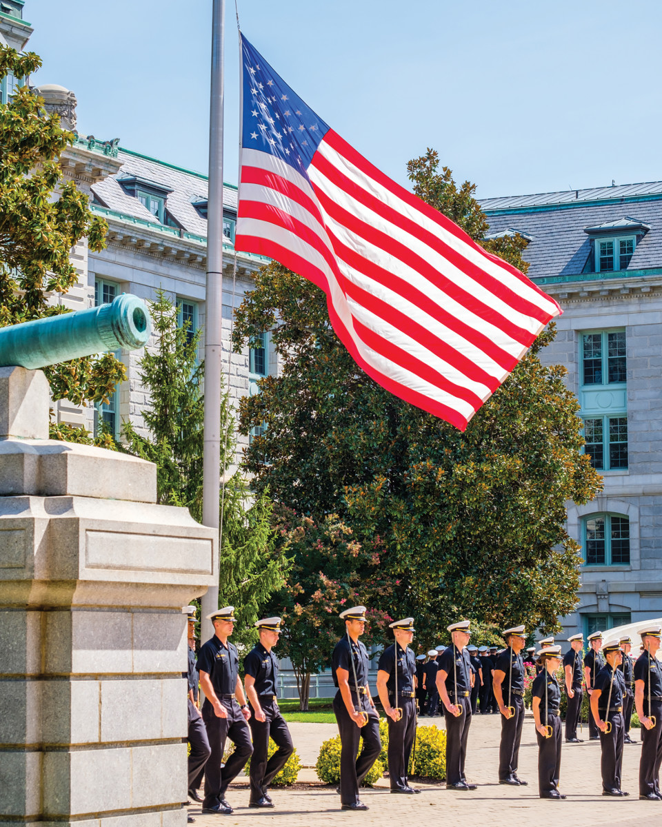 The U.S. Naval Academy