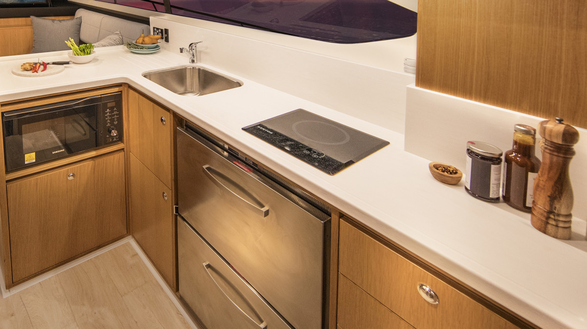 Galley Gadgets For Your Boat Power Motoryacht
