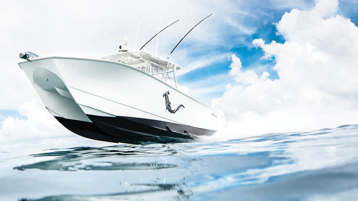 Are high-performance catamarans the future of boating?