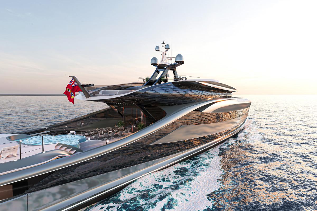 Futura-a 216-foot concept yacht-2
