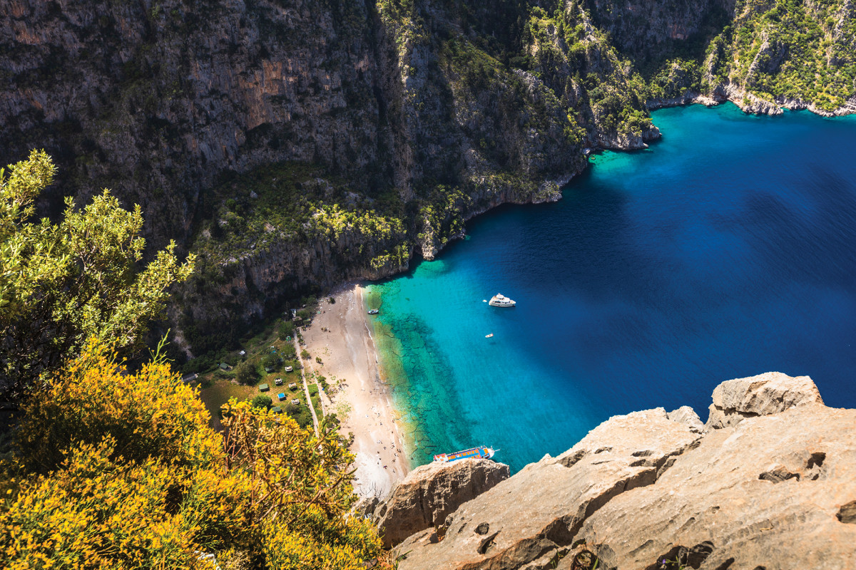 00-Fethiye Butterfly Valley