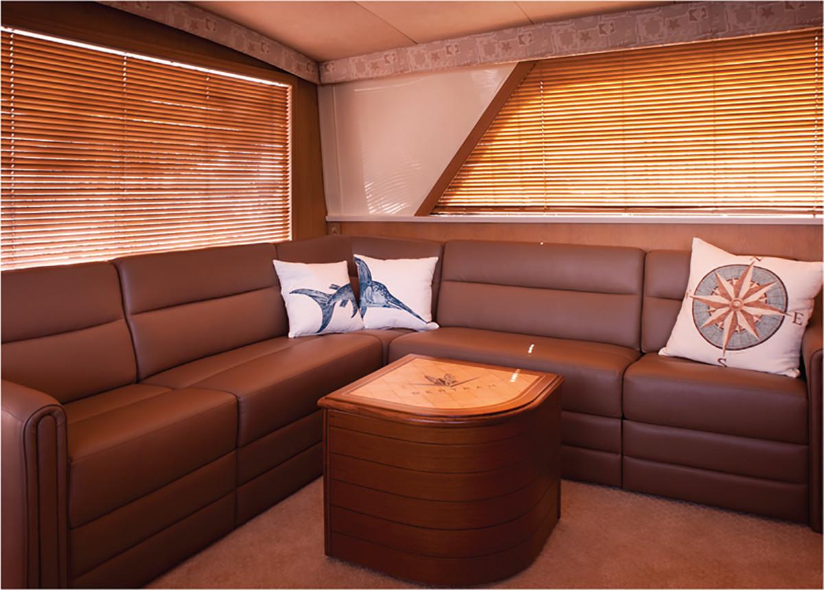 Nautical Lumber's Bertram 54