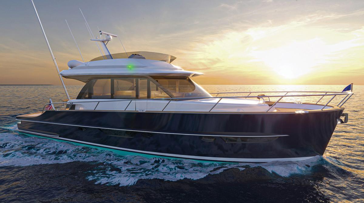 prm-Burger 63 Sportfishing Motor Yacht