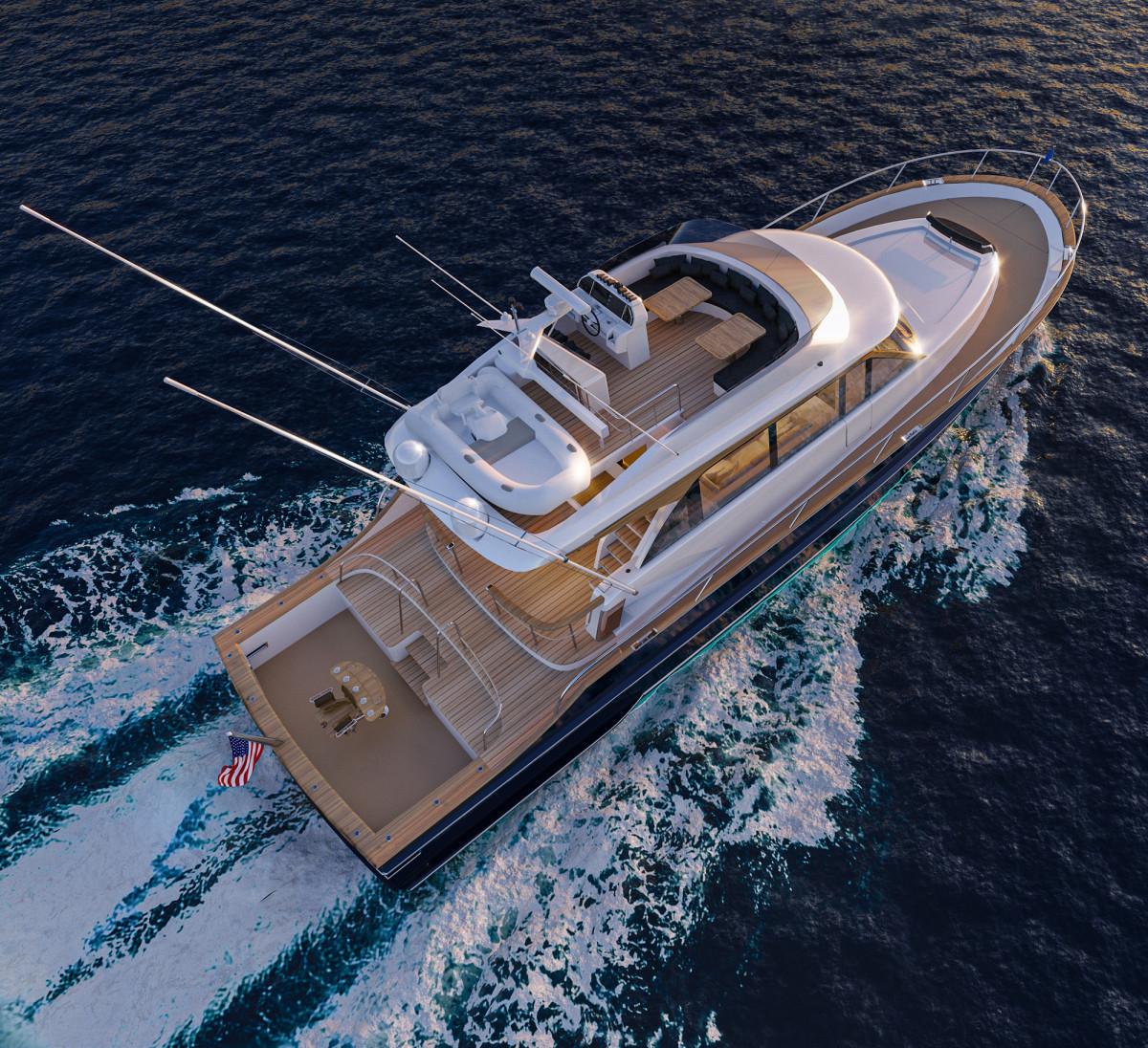 02-Burger 63 Sportfishing Motor Yacht