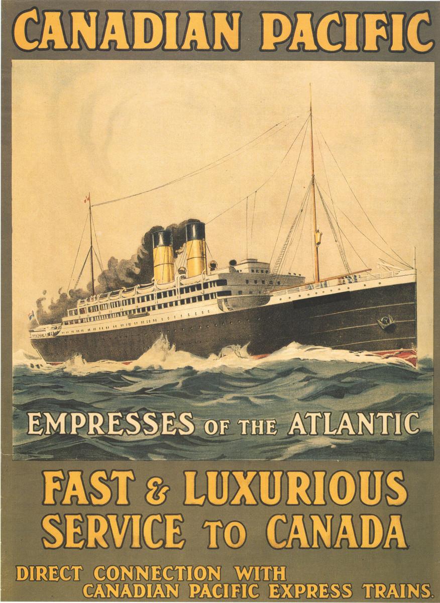 affiche CP Empress