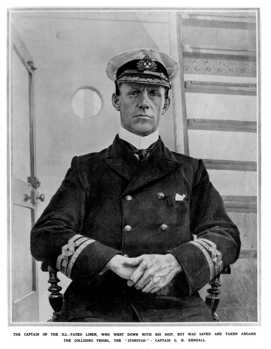 Capt. Henry Kendall.