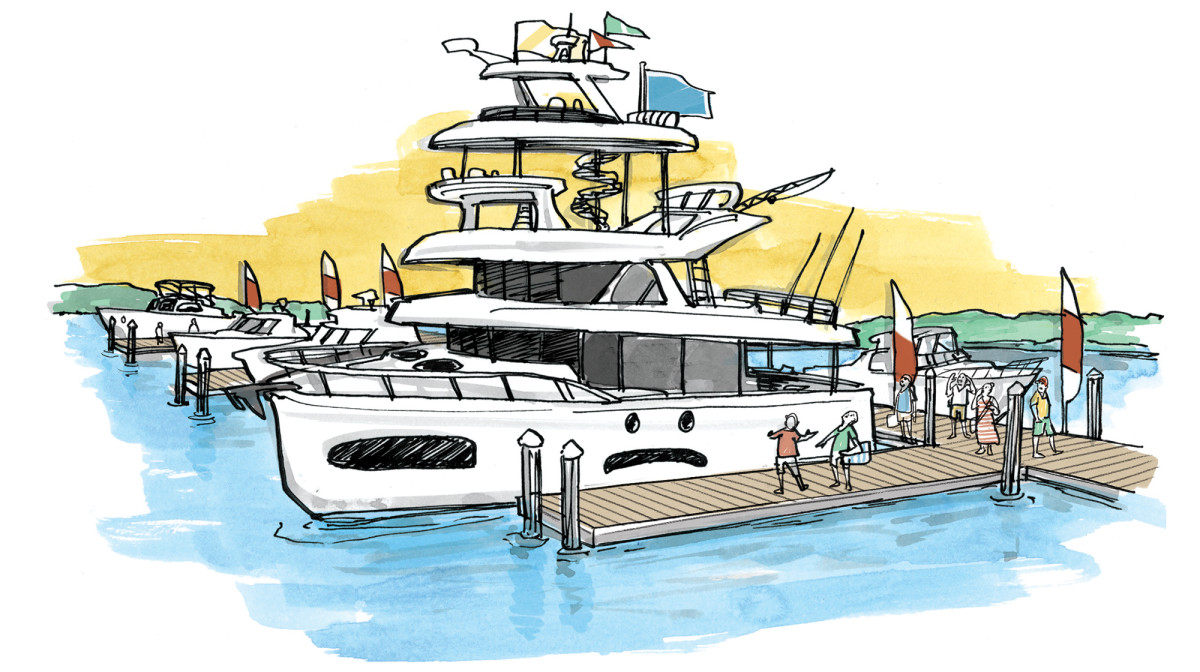 Design trends overseas have this designer wondering: Where have all the pretty boats gone?