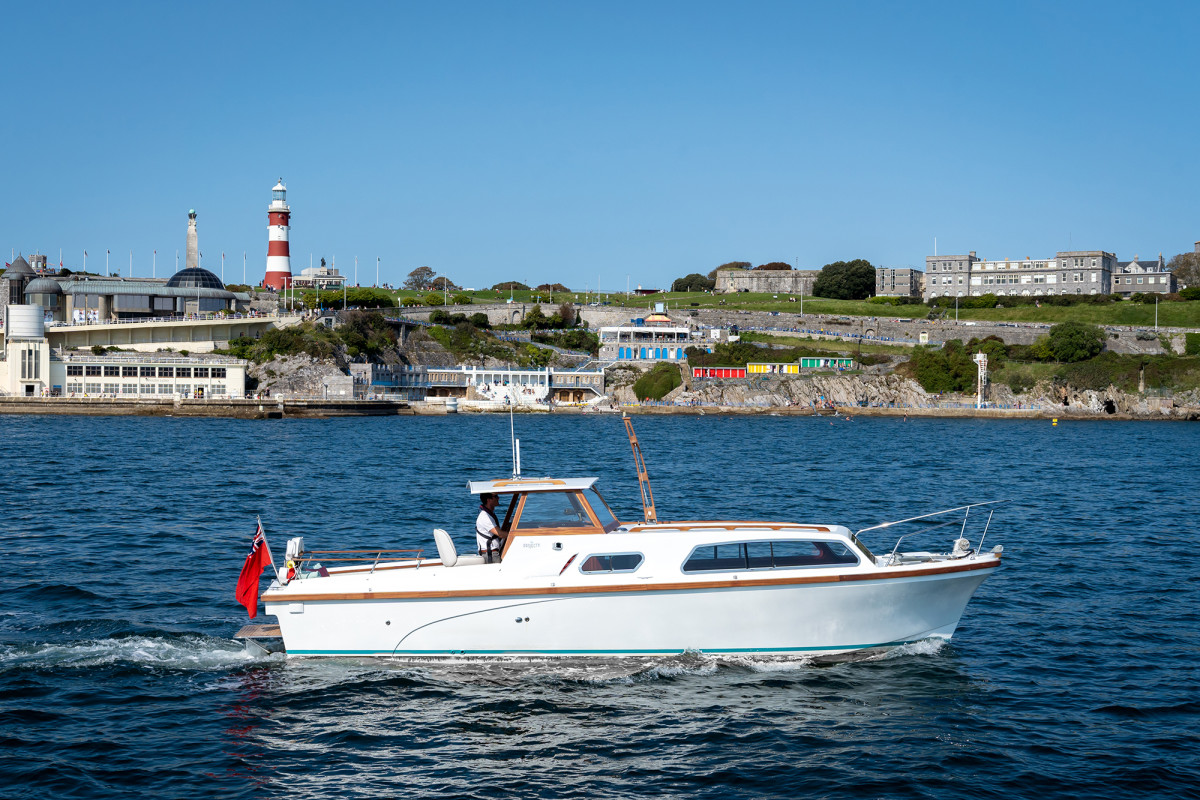 Project 31 evolved into the Princess 32, and one of the most famous brands in boatbuilding was born.