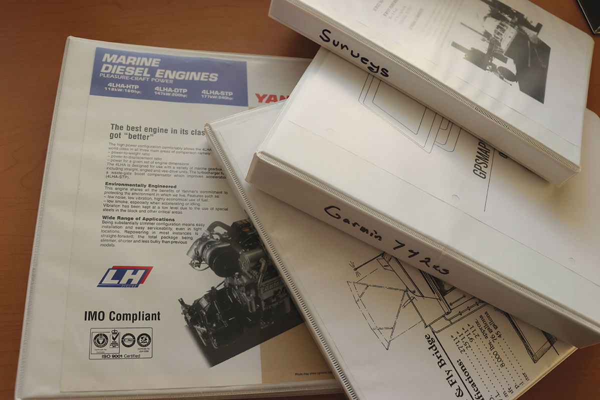 Do you really know where your manuals are?
