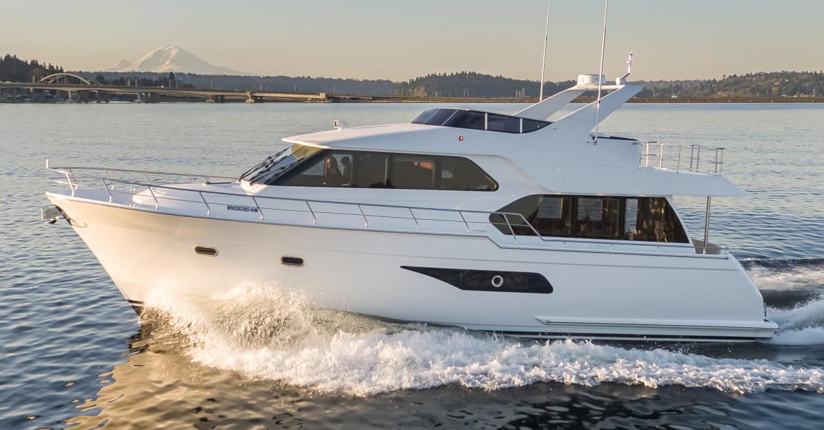 Apollonian 52 Motoryacht