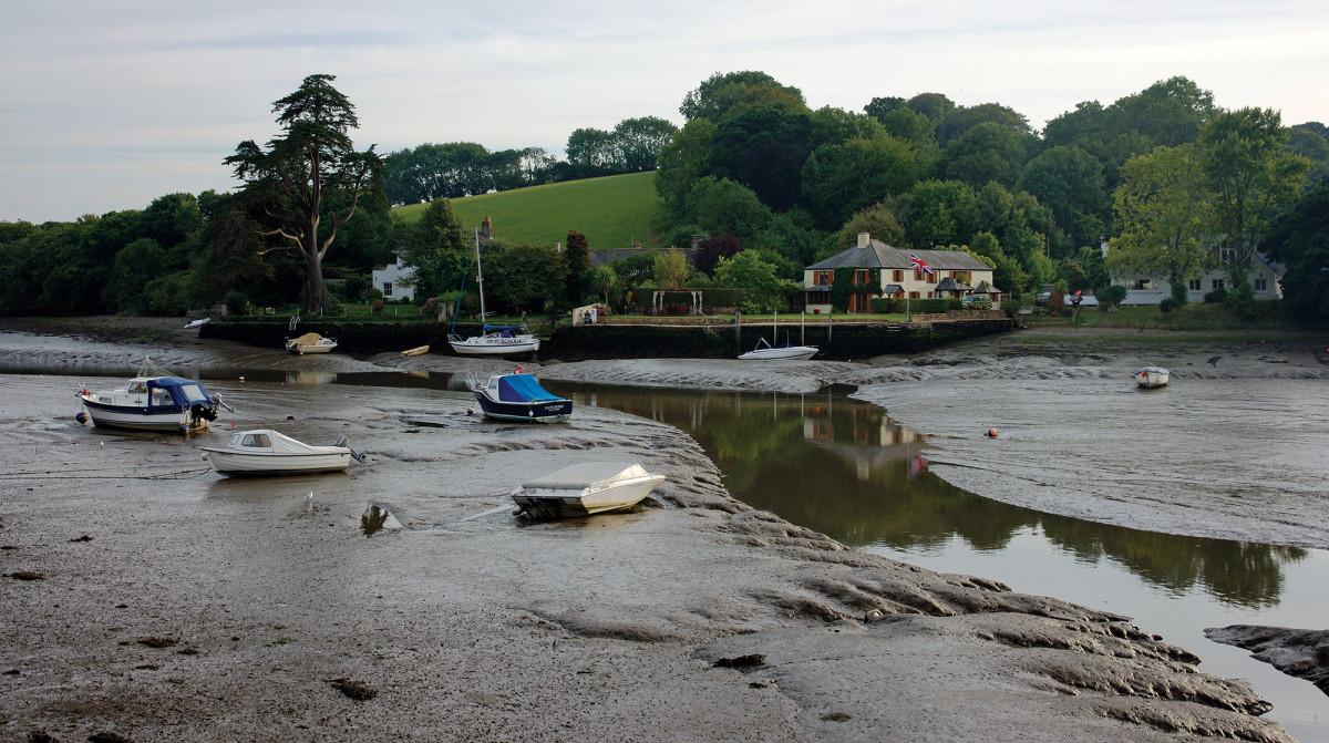 08-Kingsbridge low tide - 1