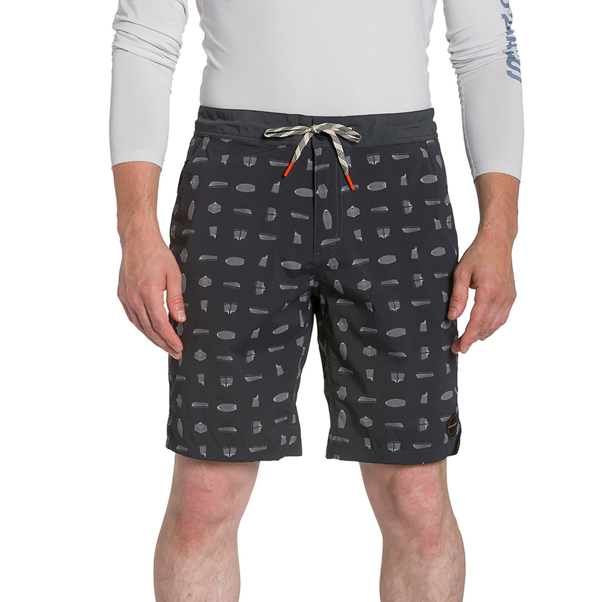 Men's boardshorts from the Grundéns NetSourced collection