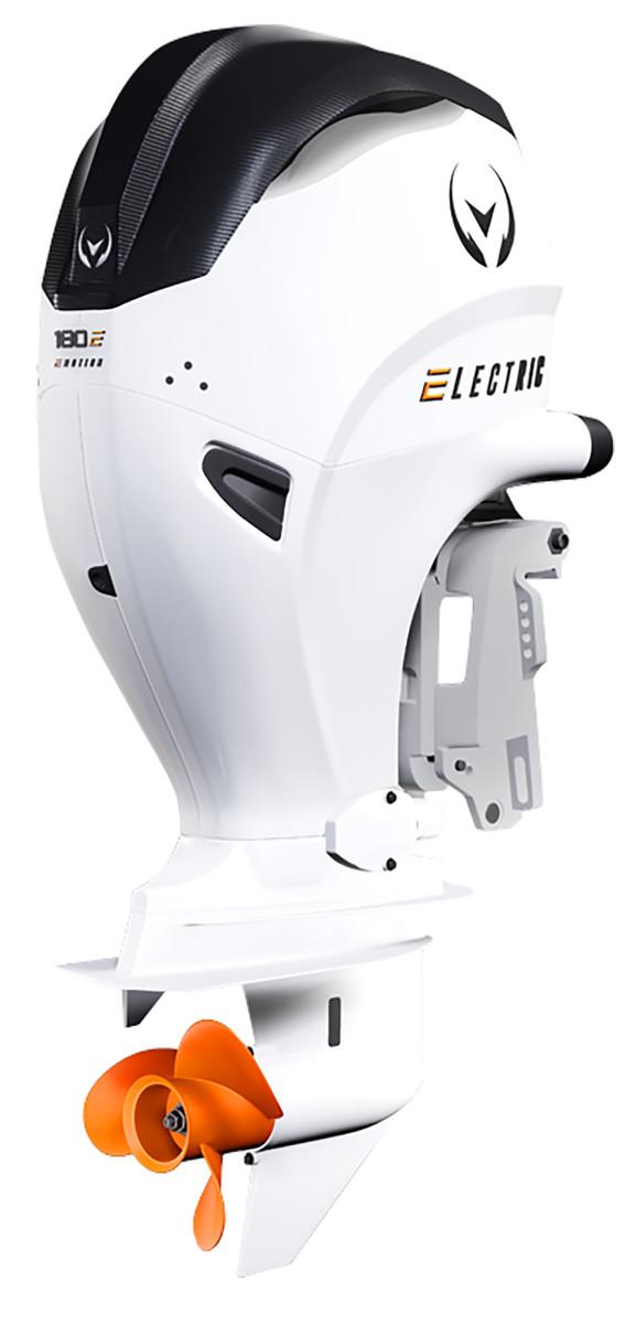 Vision Marine Technologies' E-Motion 180E Electric Outboard