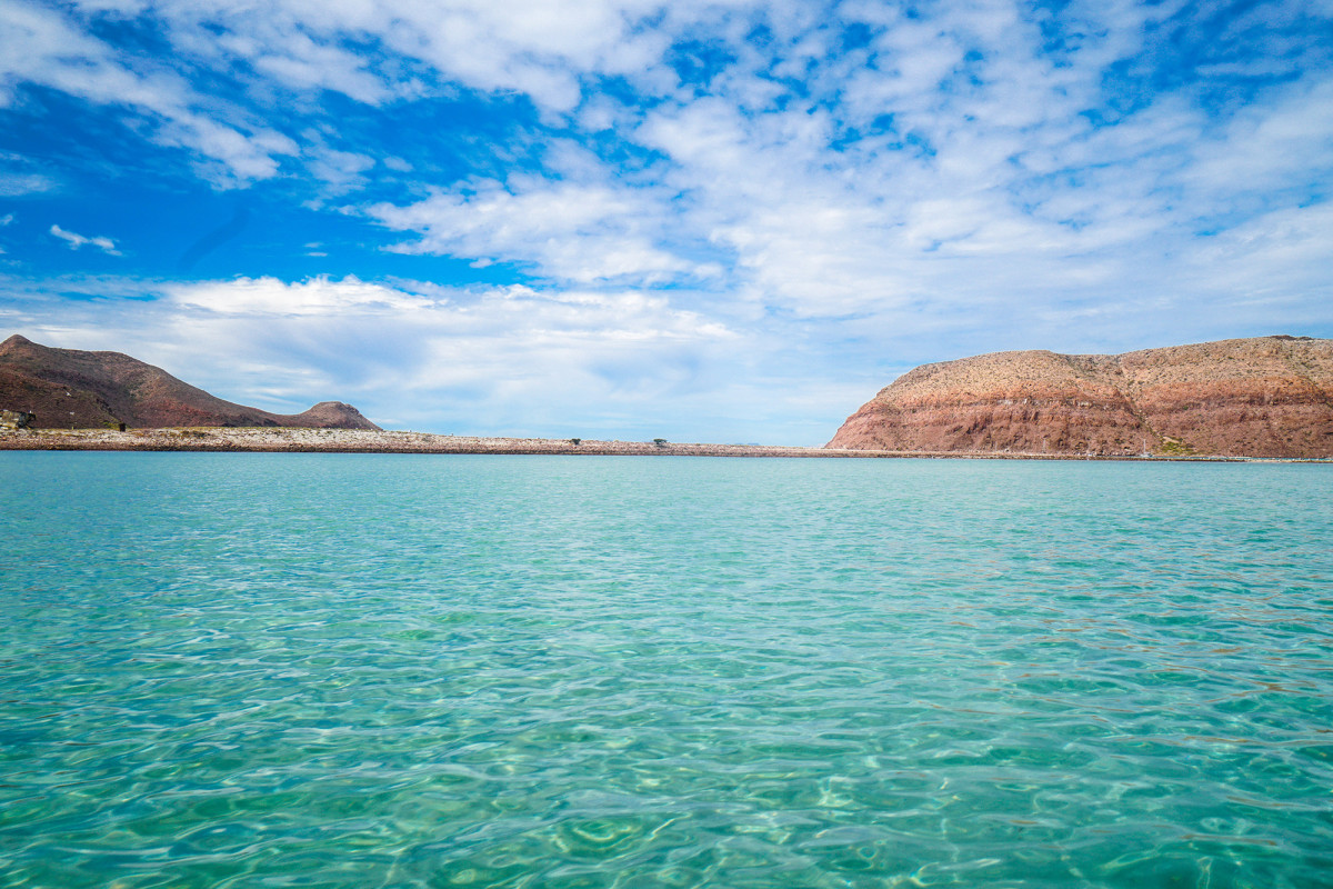 Protecting the clear waters off La Paz created a thriving marine environment for adventurous visitors.