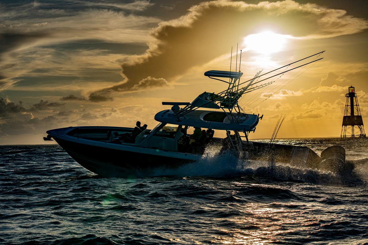 Everglades 455CC