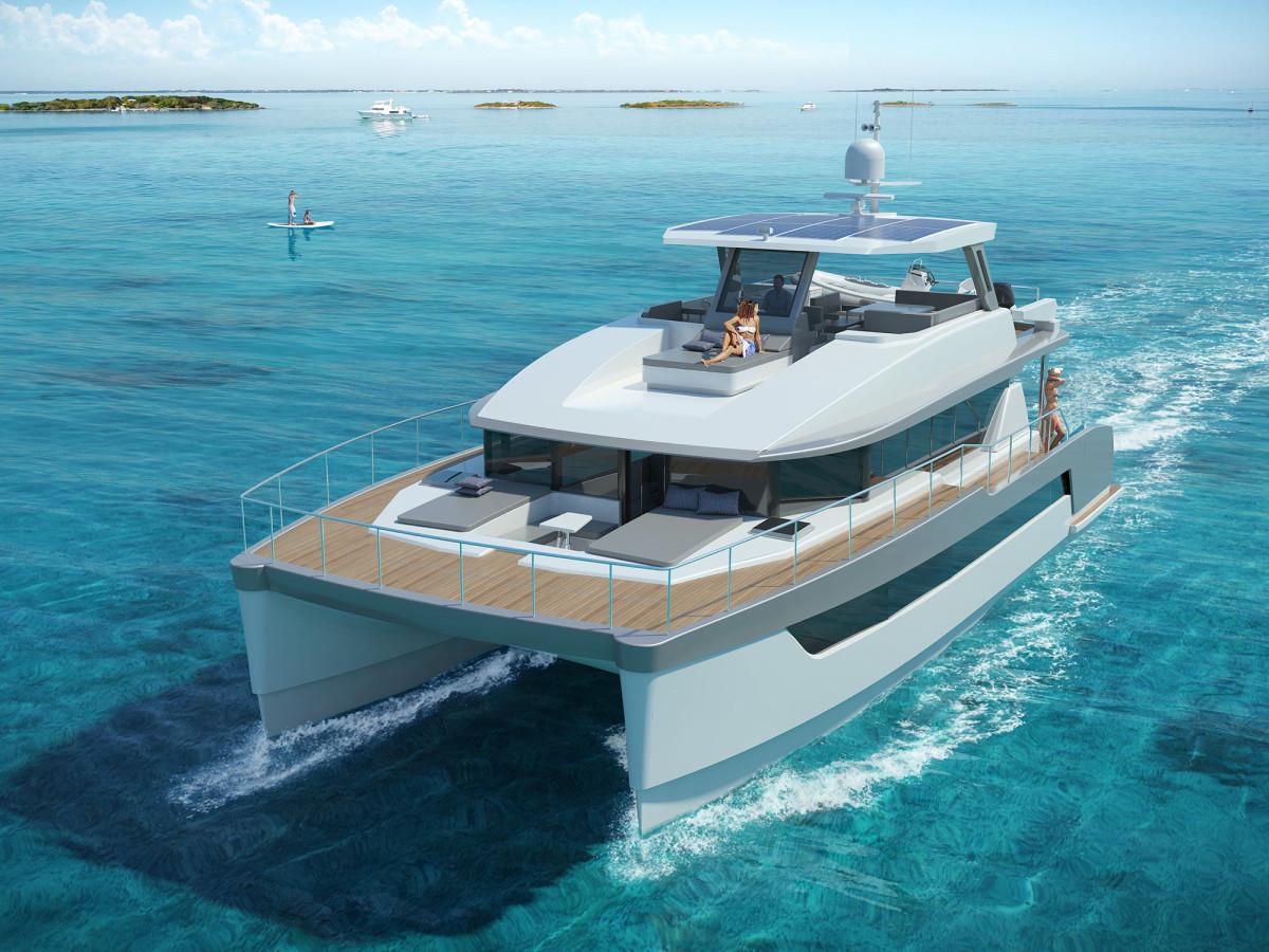 Two Oceans 555 Power Cat